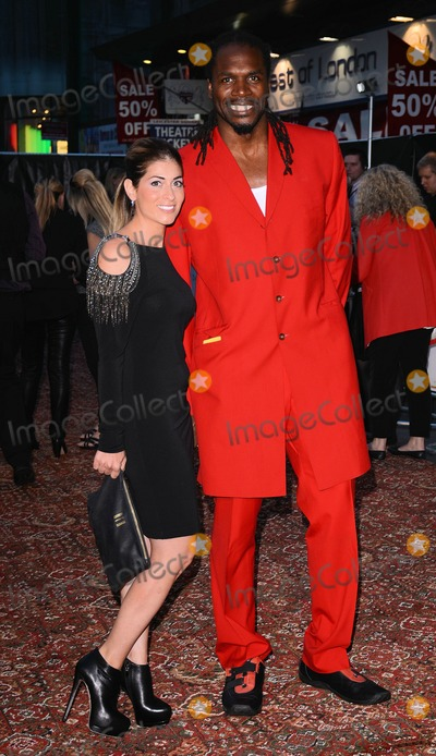 Audley Harrison Photo - London UK Rachel Harrison and Audley Harrison  at Downton Abbey Chairity Preview Screening at Empire  Leicester Square London on Wednesday 17th  September 2014  Ref LMK392 -49574-180914Vivienne VincentLandmark Media WWWLMKMEDIACOM