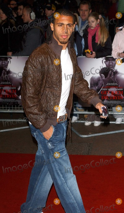 Anton Ferdinand Photo - London Anton Ferdinand at the premiere of Get Rich or Die Trying held at the Empire Leicester Square17 January 2006Eric BestLandmark Media