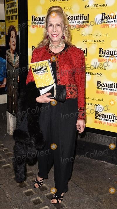 Colin Campbell Photo - London UK  Lady Colin Campbelln at  Beautiful - The Carole King Musical first birthday celebration at The Aldwych Theatre The Aldwych London  23 February 2016 Ref LMK392-60242-240216Vivienne VincentLandmark Media WWWLMKMEDIACOM