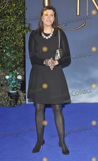 Amanda Lamb Photo - London UK  Amanda Lamb  at  the Cinderella UK film premiere Odeon Leicester Square cinema Leicester Square on Thursday March 19 2015 in London England UK  Ref LMK315-50761-200315Can NguyenLandmark Media WWWLMKMEDIACOM