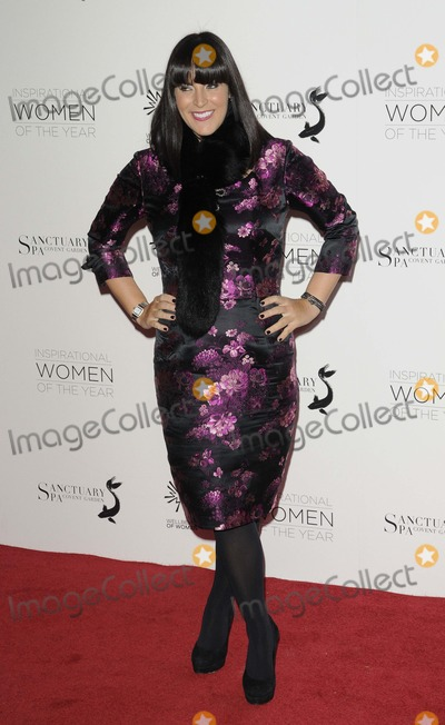 Anna Richardson Photo - London UK Anna Richardson at the 2012 Daily Mail Inspirational Women of the Year Awards held at London Marriott Grosvenor Square Hotel 12th November 2012Can NguyenLandmark Media