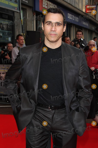 Adrian Paul Photo - London UK Adrian Paul at the World Premiere of The Heavy held at the Odeon West End Leicester Square London 15th April 2010Keith MayhewLandmark Media