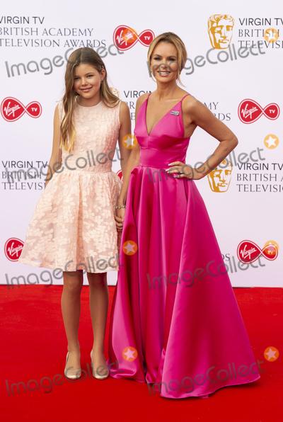 Amanda Holden Photo - London UK Amanda Holden and daughter Lexi  at the British Academy Television Awards Royal Festival Hall London UK 13th May 2018Ref LMK386-J2007-140518Gary MitchellLandmark MediaWWWLMKMEDIACOM