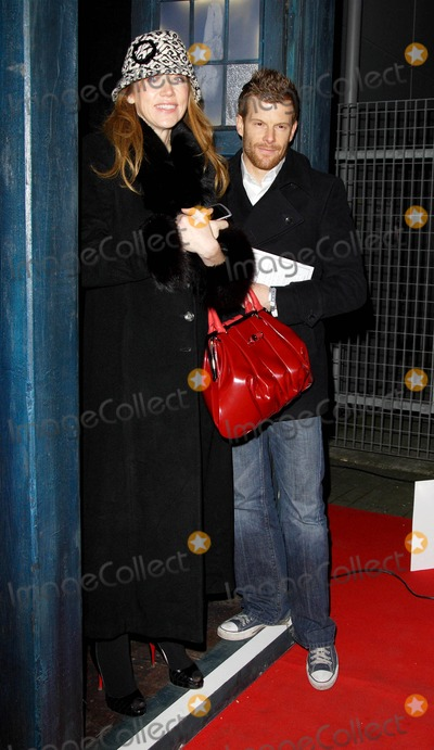 Tom Aikens Photo - London UK Tom Aikens at the Gala Screening of the Dr Who Christmas Special Voyage of the Damnedat the Science Museum London18 December 2007Keith MayhewLandmark Media