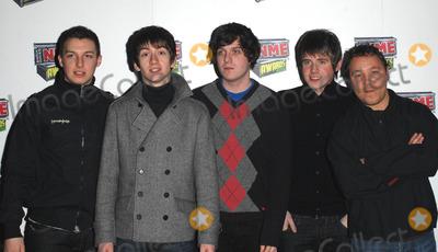 Arctic Monkeys Photo - London UK The Arctic Monkeys at the NME Awards  Hammersmith Palais London 1st March 2007 SydLandmark Media