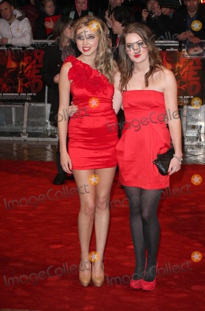 Alice Barlow Photo - London UK Alice Barlow and Beth Kingston at the Premiere of Red at the Royal Festival Hall South Bank 19th October 2010Keith MayhewLandmark Media