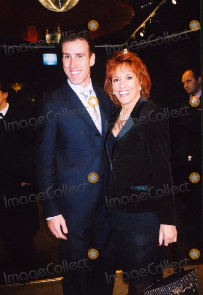 Anton Du Beke Photo - LondonEsther Rantzen television presenter and Anton Du Beke ballroom dancer at the Beyond The Sea aftershow party held at The Hippodrome25 November 2004ZakLandmark Media