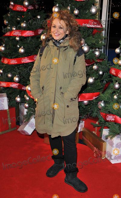Nadia Sawalha Photo - London UK Nadia Sawalha at the VIP Preview of Winter Wonderland at Hyde Park on November 17 2016 in London United KingdomRef  LMK315-62270-191116Can NguyenLandmark Media WWWLMKMEDIACOM