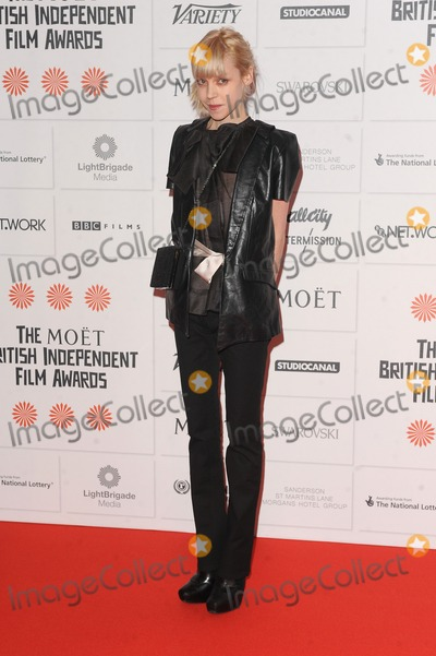 Antonia Campbell-Hughes Photo - London UK Antonia Campbell Hughes at the Moet British Independent Film Awards 2013 at Old Billingsgate Market on December 8 2013 Ref LMK200-46146-091213Landmark MediaWWWLMKMEDIACOM