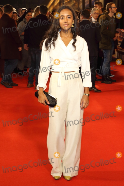 Anu Henriques Photo - London UK   Anu Henriques   at UK Premiere of Rocks  during the 63rd BFI London Film Festival at the Odeon Luxe Leicester Square 11th October 2019RefLMK73-S2443-121019 Keith MayhewLandmark Media WWWLMKMEDIACOM