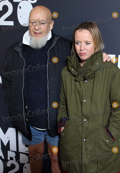 Michael Bubl Photo - London UK Michael and Emily Eavis at NME Awards 2020 held at the O2 Brixton Academy London on February 12th 2020Ref LMK73-J6222-120220Keith MayhewLandmark Media WWWLMKMEDIACOM
