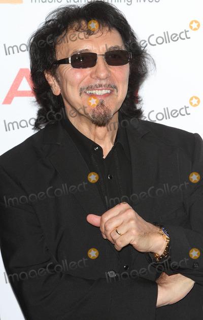 Tony Iommi Photo - London UK Tony Iommi at the Nordoff Robbins Silver Clef Awards at the Hilton Park Lane London 4th July 2014 RefLMK73-49004-050714Keith MayhewLandmark MediaWWWLMKMEDIACOM