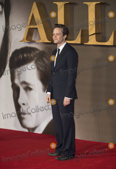 August Diehl Photo - London UK August Diehl at the Allied UK film premiere Odeon Leicester Square cinema Leicester Square London England UK on Monday 21 November 2016 Ref LMK368-61302-221116Gary MitchellLandmark Media WWWLMKMEDIACOM