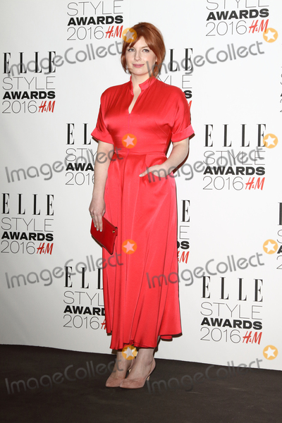 Alice Levine Photo - London UK Alice Levine at Elle Style Awards 2016 inside arrivals at Tate Britain Millbank  London on February 23rd 2016Ref LMK73-60022-240216Keith MayhewLandmark Media WWWLMKMEDIACOM
