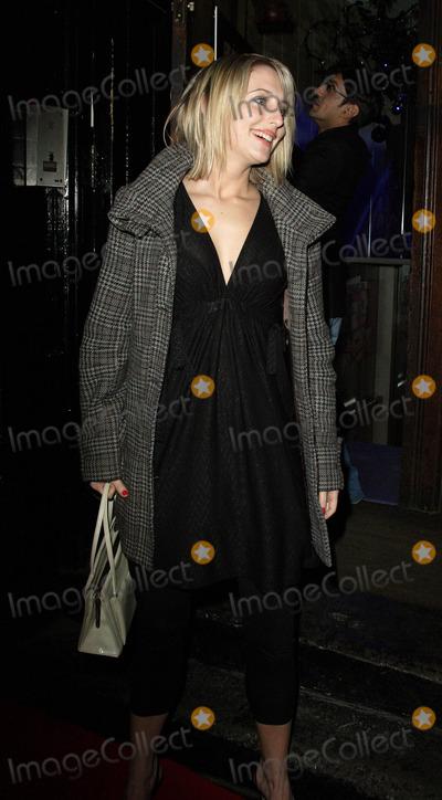 Ali Farka Tour Photo - London UK Hollyoaks actress Ali Bastian at the Gene Simmons VIP Party at Kabarets Prophecy on Beak Street 18th January 2007Keith MayhewLandmark Media