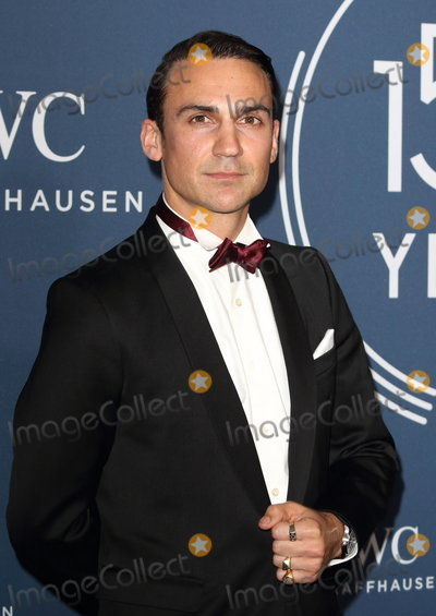 Henry Lloyd-Hughes Photo - London UK Henry Lloyd-Hughes at IWC Schaffhausen Gala Dinner in honour of the BFI at the Electric Light Station Shoreditch London on October 9th 2018Ref LMK73-J2727-101018Keith MayhewLandmark MediaWWWLMKMEDIACOM