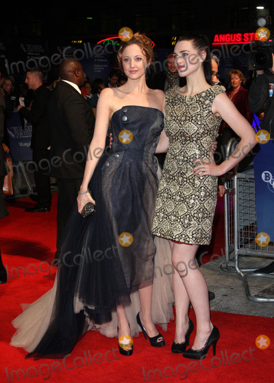 Andrea Risborough Photo - London UK   Andrea Risborough and Kate McGrath  at the  London Film Festival Gala Screening of  WE  at the Empire Leicester Square London  23rd October 2011