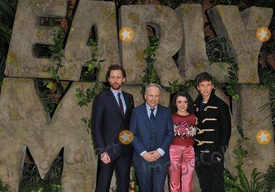 Nick Park Photo - London UK Tom Hiddleston Nick Park Maisie Williams and Eddie Redmayne at the Early Man World Premiere held at BFI IMAX on January 14 2018 in London England Ref LMK392-J1387-150118Vivienne VincentLandmark MediaWWWLMKMEDIACOM