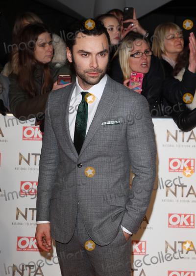 Aiden Turner Photo - London UK Aiden Turner at National Television Awards 2017 at O2 Peninsula Square London on January 25th 2017Ref LMK73 -61562-260117Keith MayhewLandmark Media WWWLMKMEDIACOM