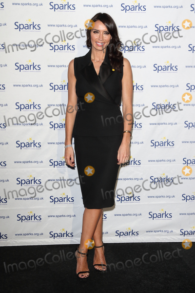 Christine Bleakley Photo - London UK Christine Bleakley at Sparks Winter Ball at Old Billingsgate London on December 3rd 2015Ref LMK73-58717-041215Keith MayhewLandmark Media WWWLMKMEDIACOM