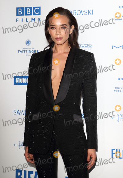 Hannah John-Kamen Photo - London UK Hannah John-Kamen at 22nd British Independent Film Awards held at Old Billingsgate London on December 1st 2019Ref LMK73-J5881-021219Keith MayhewLandmark MediaWWWLMKMEDIACOM