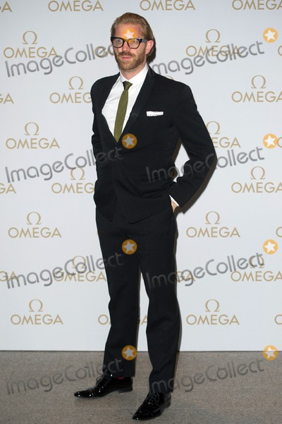 Alistair Guy Photo - London UK Alistair Guy  at  the Omega VIP Dinner hosted by Cindy Crawford at Aqua Shard London England UK on Wednesday 10th December 2014 Ref LMK370-50265-111214Justin NgLandmark Media WWWLMKMEDIACOM