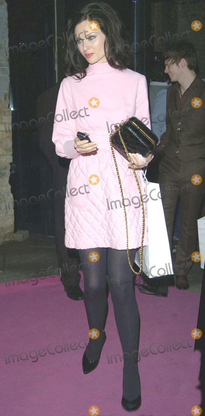 Sophie Ellis Bextor Photo - London UK Sophie Ellis Bextor   at the Elle Style Awards after party held at the Roundhouse 12th February 2007  Can NguyenLandmark Media