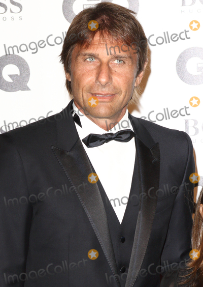 Antonio Conte Photo - London UKAntonio Conte at GQ Men of the Year Awards 2017 at Tate Modern London on September 5th 2017Ref LMK73-J710-060917Keith MayhewLandmark MediaWWWLMKMEDIACOM