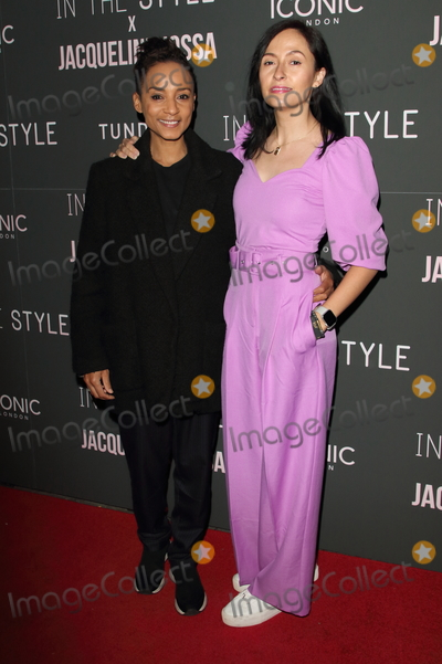 Adele Photo - London UK Adele Roberts and guest at In The Style x Jacqueline Jossa Launch Party at  Tape London Hanover Square London on February 27th 2020Ref LMK73-J6289-280220Keith MayhewLandmark Media  WWWLMKMEDIACOM