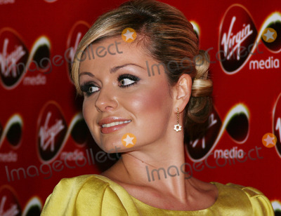 Katherine Jenkins Photo - London UK  Katherine Jenkins at the  Virgin Media Launch Party at Cirque Leicester Square 8th February 2007  Keith MayhewLandmark Media