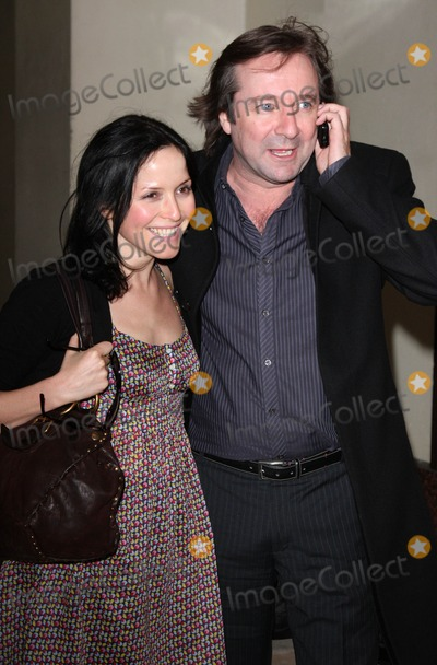 Andrea Corr Photo - London UK Andrea Corr and Neil Pearson at the Premiere of Pictures held at Cineworld Trocadero London 23rd April 2009Keith MayhewLandmark Media