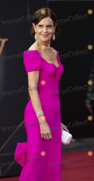Elizabeth Mcgovern Photo - London England Elizabeth McGovern at the World Premiere Of Downton Abbey in Leicester Square London UK  9 September 2019 Ref LMK386 -MB1100-100919Gary MitchellLandmark MediaWWWLMKMEDIACOM