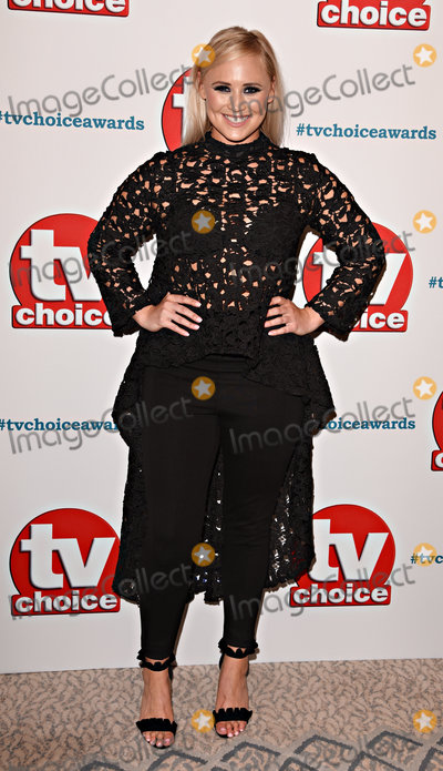Amy Walsh Photo - London UK Amy Walsh at The TV Choice Awards held at The Dorchester Hotel London on Monday 10 September 2018Ref LMK392-J2580 -110918Vivienne VincentLandmark Media WWWLMKMEDIACOM