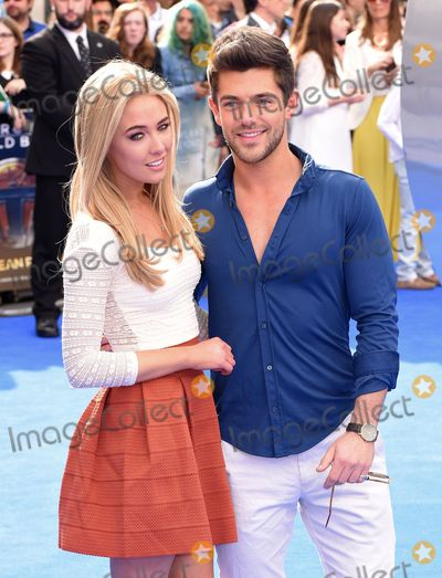 Alex Mytton Photo - London UK Nicola Hughes and Alex Mytton  at the  Tomorrowland European Premiere Odeon Leicester Square 17th May 2015 RefLMK392-51227-180515 Vivienne VincentLandmark MediaWWWLMKMEDIACOM
