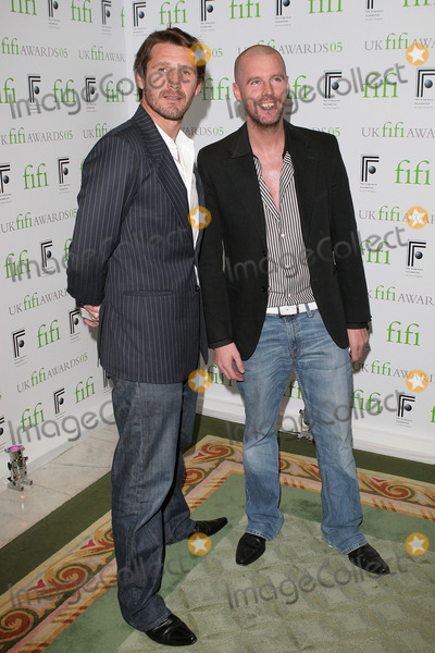 Adee Phelan Photo - London Paul Merritt and Adee Phelan  at the FIFI awards an annual event held by the perfume and fragrance industry Dorchester Hotel London 25th April 2005 Paolo PirezLandmark Media