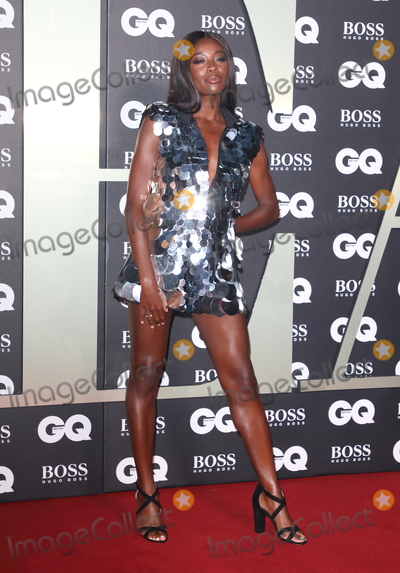Aj Odudu Photo - London UK AJ Odudu at GQ Men of the Year Awards held at the Tate Modern Bankside London on September 3rd 2019Ref LMK73-J5391-040919Keith MayhewLandmark MediaWWWLMKMEDIACOM