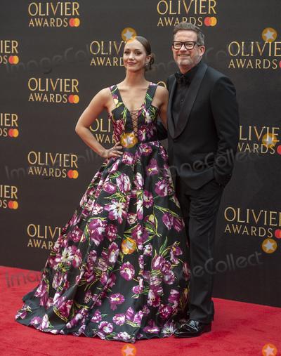 Ashley Shaw Photo - London UK Ashley Shaw  at The Olivier Awards 2019 with Mastercard at Royal Albert Hall on April 7 2019 in London England 7th April 2019Ref LMK386-J4701-080419Gary MitchellLandmark MediaWWWLMKMEDIACOM