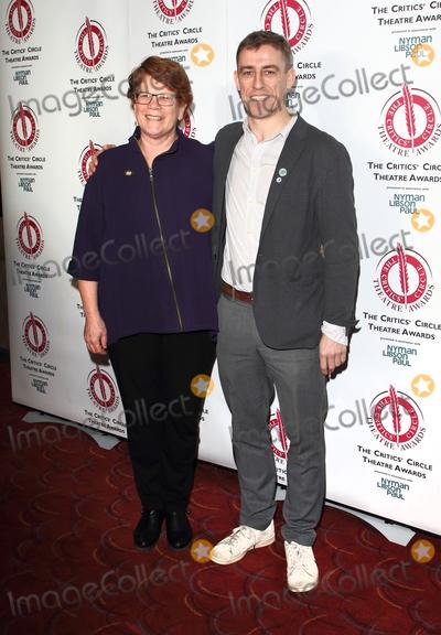 Joe Corr Photo - LondonUK  Sue Frost and Joe Smith at The Critics Circle Theatre Awards held at The Prince of Wales Theatre London11 February 2020Ref LMK73-MB6001-120220Keith MayhewLandmark Media WWWLMKMEDIACOM