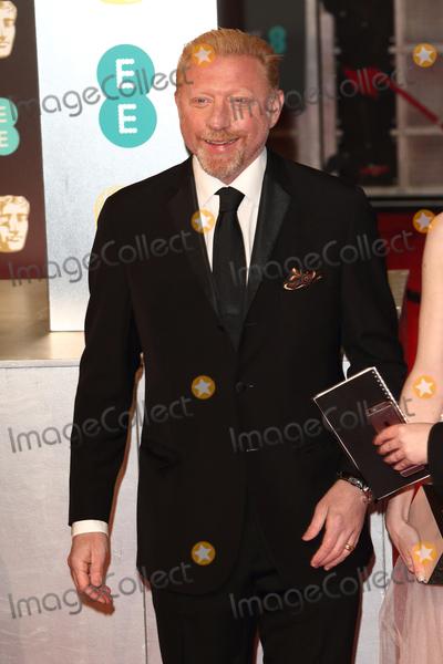 Boris Becker Photo - London UK Boris Becker at the EE British Acadamy Film Awards (BAFTAs) at The Royal Albert Hall on Sunday 12 February 2017Ref  LMK73 -61672-130217Keith MayhewLandmark Media WWWLMKMEDIACOM