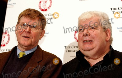 Alan Bennett Photo - London Alan Bennett and Richard Griffiths attend The Critics Circle Awards voted for by national newspaper critics at the Theatre Royal Drury Lane01 February 2005Ali KadinskyLandmark Media