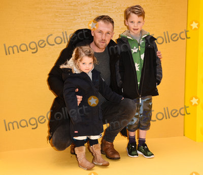 Alex Gregory Photo - London UK Alex Gregory Daisy and Jasper at The Lego Batman Movie Special Screening at Cineworld Leicester Square London on Saturday 28 January 2017 Ref LMK392-62707-290117Vivienne VincentLandmark Media WWWLMKMEDIACOM