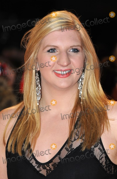 Rebecca Adlington Photo - London UK Rebecca Adlington at the Twilight Saga Breaking Dawn Part 2 UK premiere held at Empire Leicester Square 14th November 2012Landmark Media