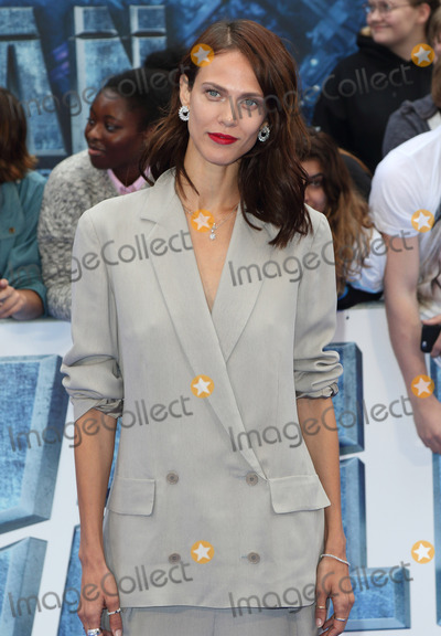 Aymeline Valade Photo - London UK Aymeline Valade at Valerian And The City Of A Thousand Planets - European film premiere - at the Cineworld Empire Leicester Square London on July 24th 2017Ref LMK73-J558-250717Keith MayhewLandmark MediaWWWLMKMEDIACOM