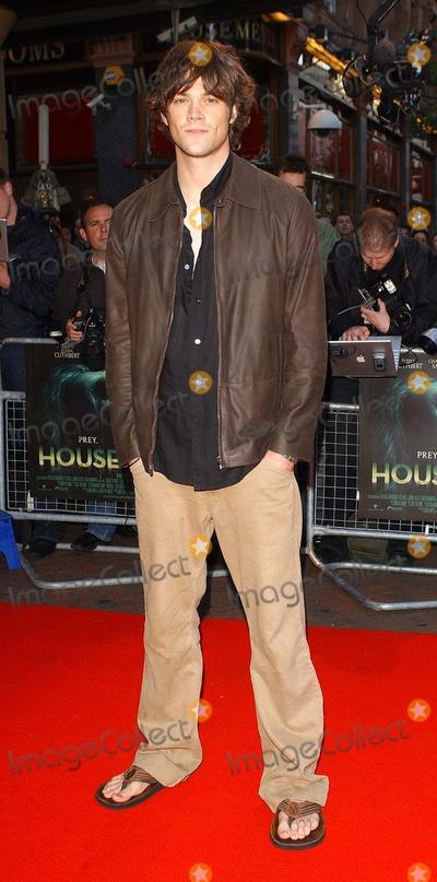 Jared Padalecki Photo - London Jared Padalecki at the House of Wax UK Premiere at the Vue Cinema Leicester Square24 May 2005Eric BestLandmark Media