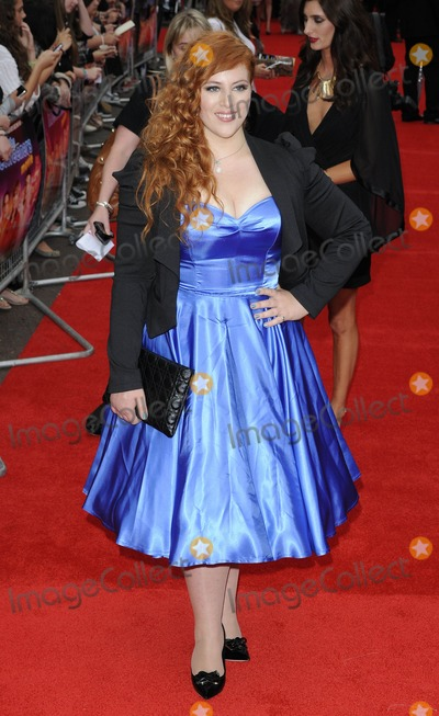 Lydia Bewley Photo - London UK Lydia Rose Bewley at the World Premiere of The Inbetweeners Movie held at Vue Leicester Square 16th August 2011Can NguyenLandmark Media