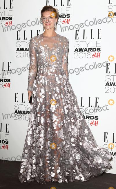 Arizona Muse Photo - London UK Arizona Muse at Elle Style Awards 2016 inside arrivals at Tate Britain Millbank  London on February 23rd 2016Ref LMK73-60022-240216Keith MayhewLandmark Media WWWLMKMEDIACOM