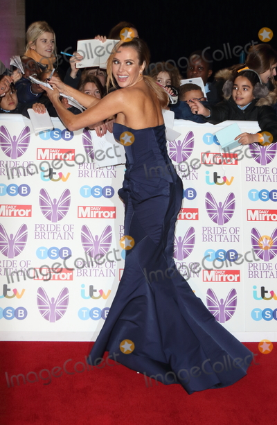 Amanda Holden Photo - London UK Amanda Holden at Pride of Britain Awards 2018 at the Grosvenor House Park Lane London on Monday 29 October 2018Ref LMK73-J2870-301018Keith Mayhew Landmark Media WWWLMKMEDIACOM  Georgia Toffolo