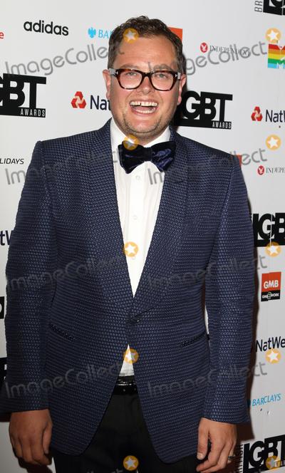 Alan Carr Photo - LondonUK  Alan Carr   at the The British LBGT Awards at the Grand Connaught Rooms Covent Garden London 12th May 2017RefLMK73-S235-130417Keith MayhewLandmark MediaWWWLMKMEDIACOM