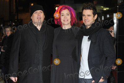 Andy Wachowski Photo - London UK  Lena Wachowski (c) with Tom Tykwer (L) and Andy Wachowski   at the premiere of the film Cloud Atlas held at the Curzon Mayfair cinema18 February 2013