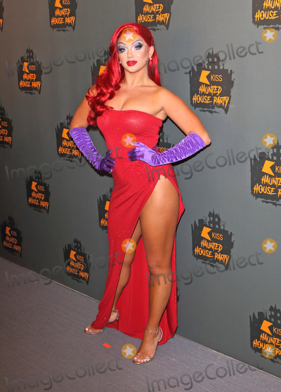 Alexandra Cane Photo - London UK Alexandra Cane at the KISS FM Haunted House Party held at the SSE Arena Wembley London26 October 2018Ref LMK73-MB2017-271018Keith Mayhew  Landmark MediaWWWLMKMEDIACOM